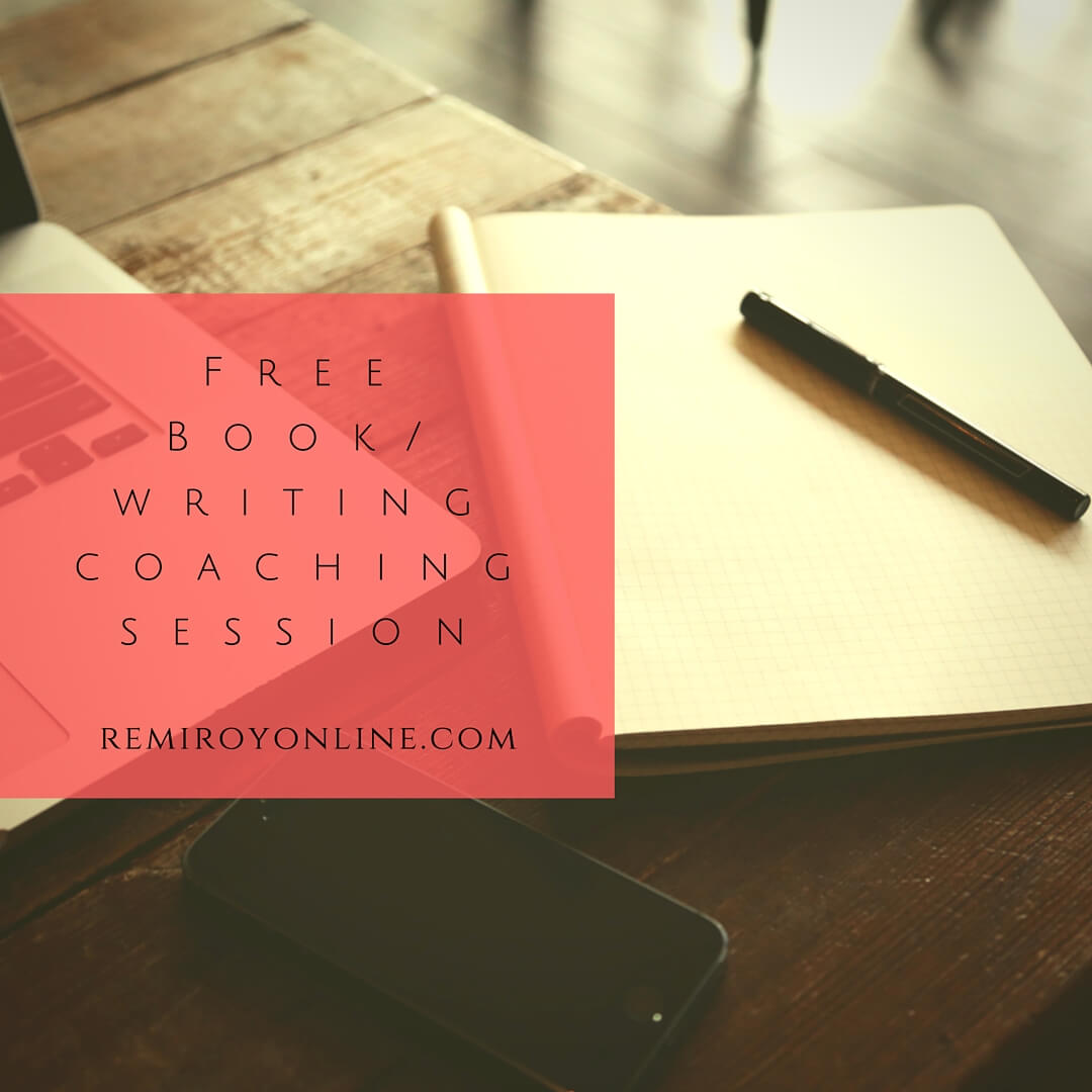 Free Book%2Fwriting coaching session