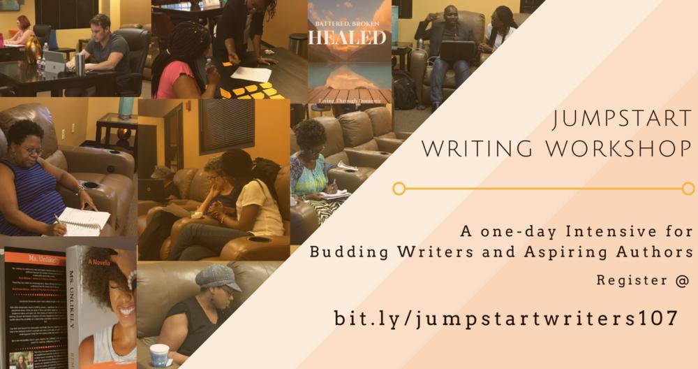 jumpstart writing workshop 107